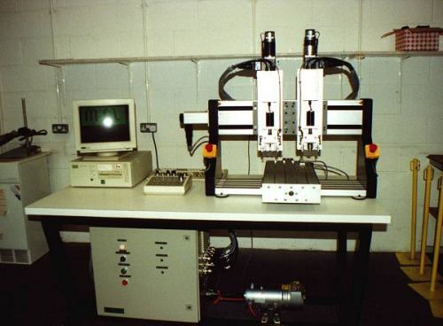 Ceramic Capacitor Drilling Machine