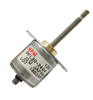 The high-efficiency PFL20 is Nippon's smallest linear actuator yet