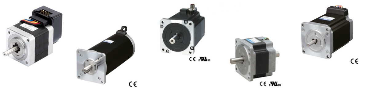 Sanyo Denki - F2 Sanmotion Stepper Motors