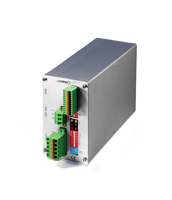 Stogra - Stepper Drive -  WSE 04.230AC V01 and WSE 06.230AC V01