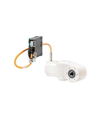 Kollmorgen - AKD Servo Drive and AKM Food Gear Servo Motor One Cable