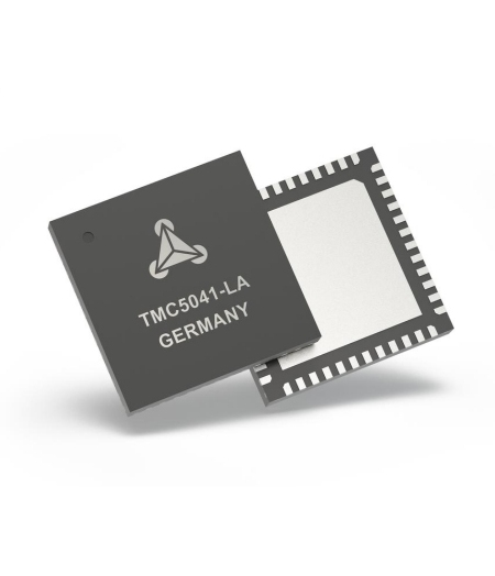 Trinamic - TMC5041-LA - Integrated Motor Driver and Motion Controller